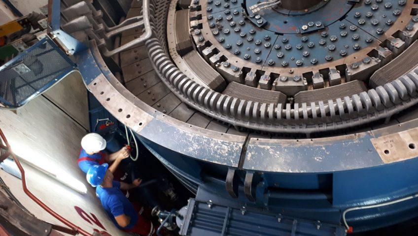 Zaštita generatora na hidroelektrani Pirot